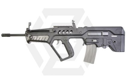 Ares AEG TVR-21 with Rail Set (Black)