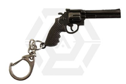 "Zero One Key Chain ""Revolver"""