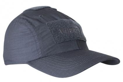 Viper Elite Baseball Cap Titanium (Grey) © Copyright Zero One Airsoft 6dfd96357494