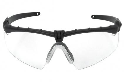 TMC Strike Glasses (Black) © Copyright Zero One Airsoft