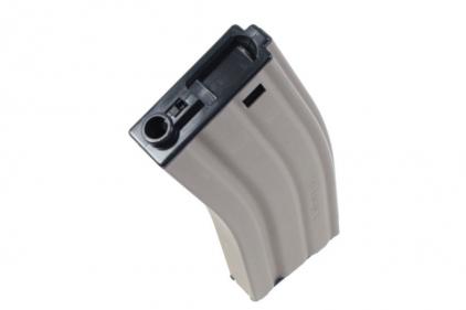 G&G AEG Mag for M4 450rds (Tan)