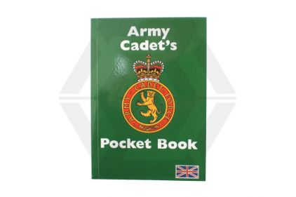 Army Cadets Pocket Book © Copyright Zero One Airsoft