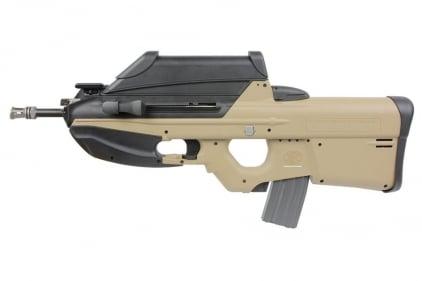 G&G/Cybergun AEG FN F2000 with ETU DST (Tan) © Copyright Zero One Airsoft