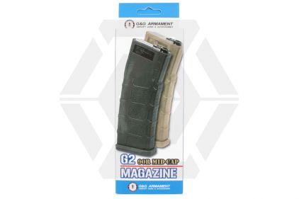 G&G AEG Mag for G2 556WH 90rds
