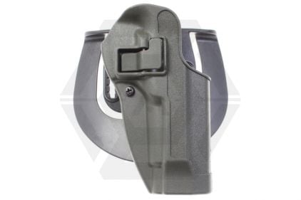 Blackhawk CQC SERPA Holster for Beretta M92F Right Hand (Olive) © Copyright Zero One Airsoft