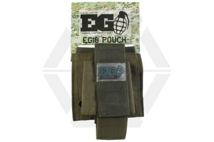 Enola Gaye MOLLE EG18 Pouch for 55mm Grenades (Olive)