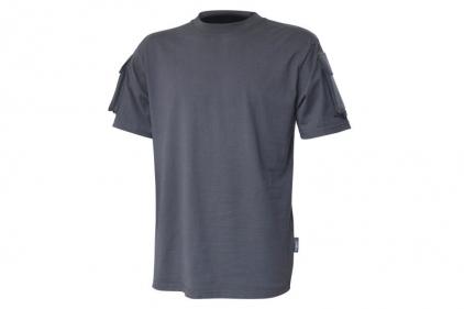 Viper Tactical T-Shirt Titanium (Grey) - Size Large