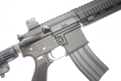 WE GBB T416 (Black) with Tier 1 Upgrades (Bundle)
