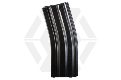 G&G AEG Mag for M4 125rds (Black) © Copyright Zero One Airsoft
