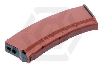 G&G AEG Mag for AK GK74 120rds (Brown)