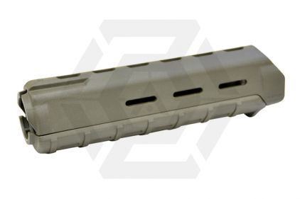 MagPul PTS MOE Hand Guard Mid Length (Olive Drab)