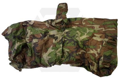Mil-Force Rain Gear Poncho (US Woodland)