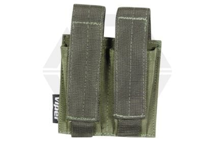 Viper MOLLE Double Pistol Mag Pouch (Olive)