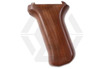 *Clearance* Wood Effect Grip for Tokyo Marui AK47