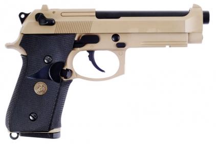 WE GBB M9A1 (Tan)