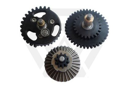 ZCA CNC Gear Set with Bearings © Copyright Zero One Airsoft