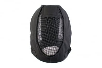 Invader Gear Striker Mesh Full Face Mask (Black)