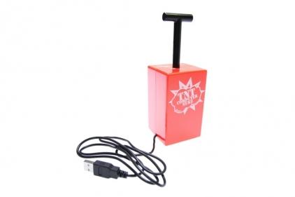 Weekend Warrior USB TNT Plunger