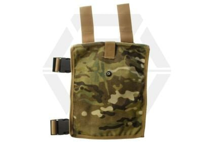 Vanguard Drop Leg Dump Pouch (MultiCam)