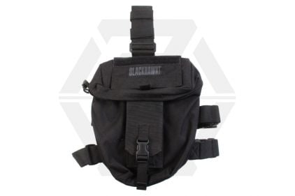 Blackhawk Omega Elite Dump Pouch (Black)