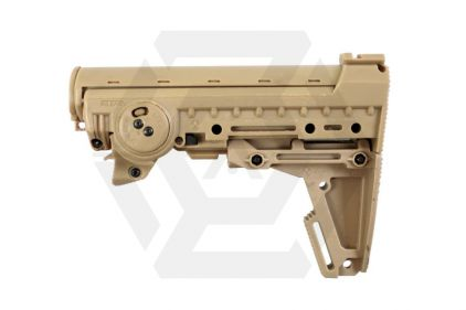 Warsmith MagPul Replica PTS M93 Stock for M4 Series (Tan) © Copyright Zero One Airsoft