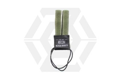 Z-Tactical Helmet Headset Conversion Kit (Olive) | £8.95