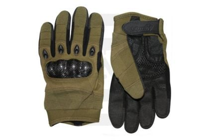 Viper Elite Gloves (Olive) - Size Large © Copyright Zero One Airsoft