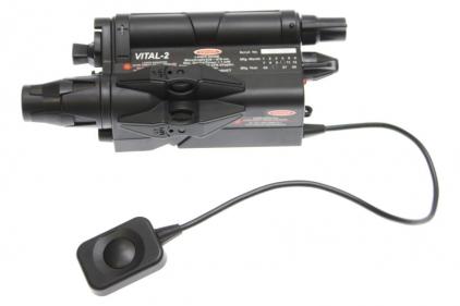 Hurricane Vital-2 Laser for M1913 RIS Rail