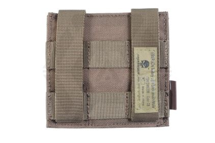 101 Inc MOLLE Lightstick Pouch (Coyote Tan)
