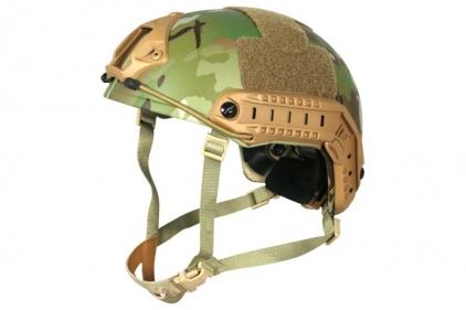 Viper Fast Ballistic Style Helmet (MultiCam)