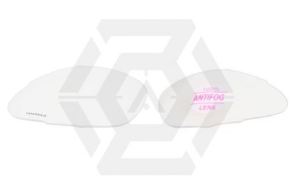 Guarder Spare Lens for Guarder 2006 Glasses - Clear © Copyright Zero One Airsoft