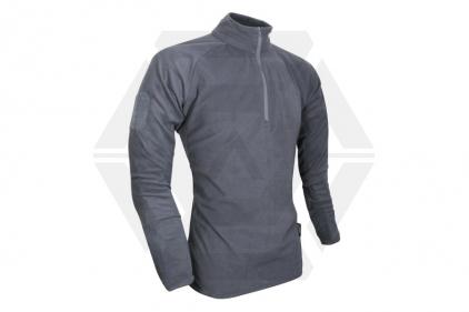 Viper Elite Mid-Layer Fleece Titanium (Grey) - Size Large