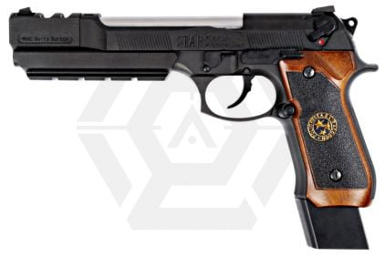 WE GBB M92 BioHazard Extended © Copyright Zero One Airsoft