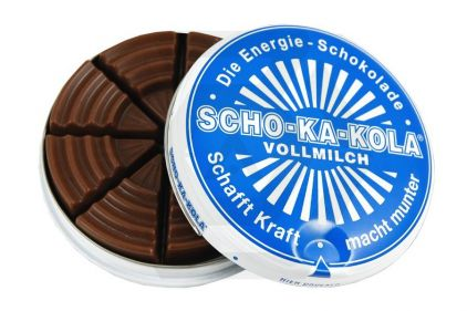 MFH Scho-Ka-Kola Coffee Infused Chocolate