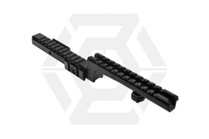 NCS M16/M4 Z-Type Carry Handle Scope Mount © Copyright Zero One Airsoft