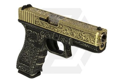 WE GBB Ornate Ivory G17