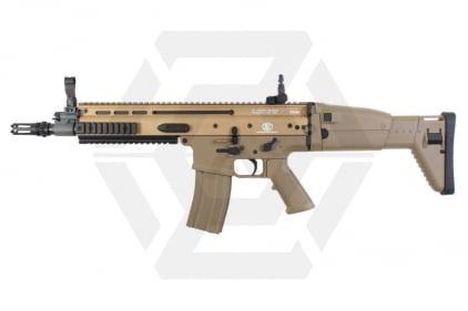 CYMA/Cybergun AEG SCAR-L CQC (Tan)