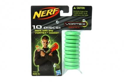 Nerf Vortex Ammo (Pack of 10)