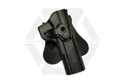 Amomax Rigid Polymer Holster for TT-33 (Black) © Copyright Zero One Airsoft
