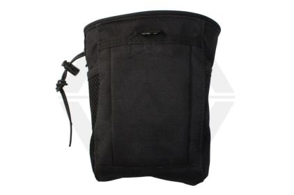 Mil-Force MOLLE Dump Pouch (Black)