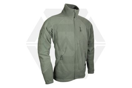 Viper Special Ops Fleece Jacket (Olive) - Size Extra Extra Extra Large