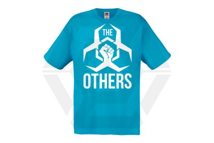 Daft Donkey Special Edition NAF 2018 'The Others' T-Shirt (Electric Blue)