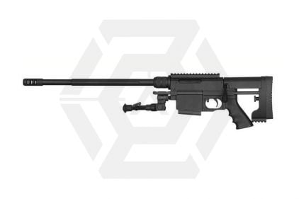 Ares Spring MSR-WR (Black) © Copyright Zero One Airsoft
