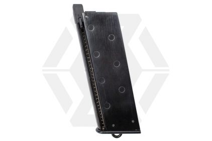 WE GBB Mag for TT-33 14rds (Black) © Copyright Zero One Airsoft
