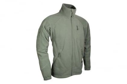 Viper Special Ops Fleece Jacket (Olive) - Size Large