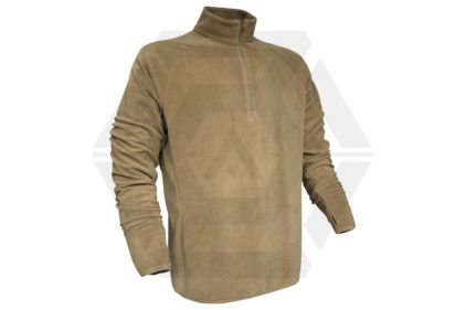 Viper Elite Mid-Layer Fleece (Coyote Tan) - Size Medium