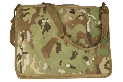 Viper MOLLE A4 Notebook Holder (MultiCam) © Copyright Zero One Airsoft