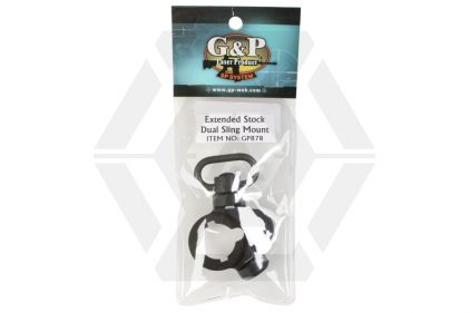 G&P Extended Stock Dual QD Sling Mount