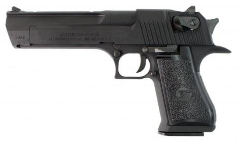 WE/Cybergun GBB Desert Eagle .50AE (Black) © Copyright Zero One Airsoft