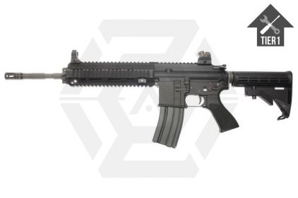 WE GBB T416 (Black) with Tier 1 Upgrades (Bundle) © Copyright Zero One Airsoft